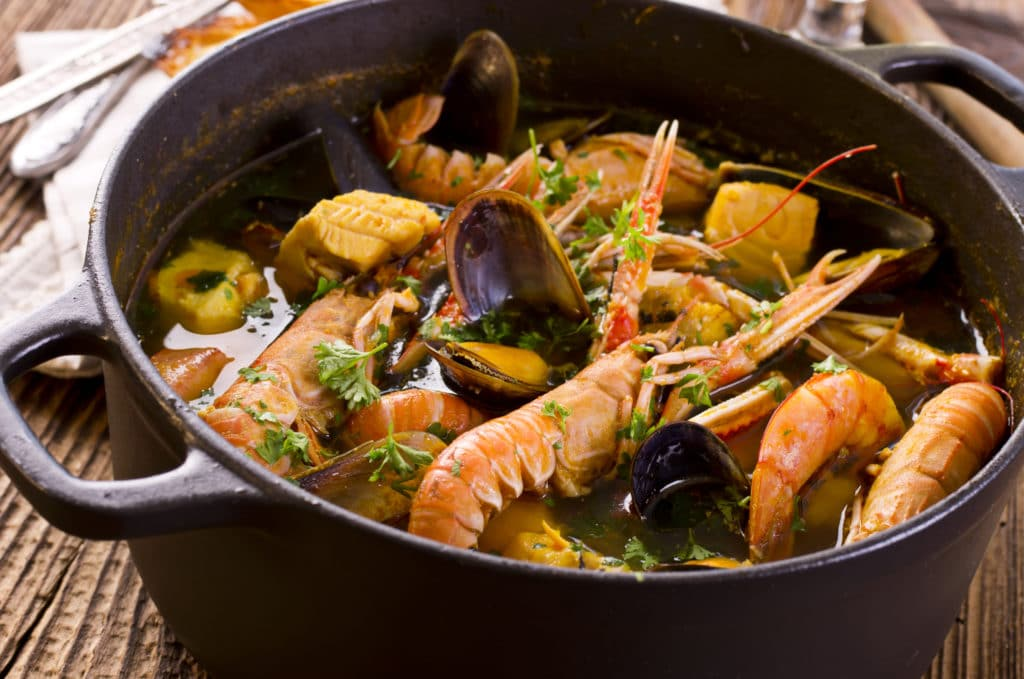 Cuisine à Marseille