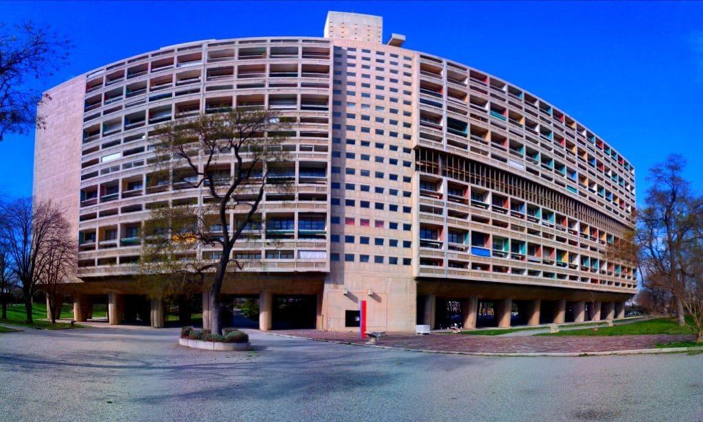 Cité Radieuse à Marseille