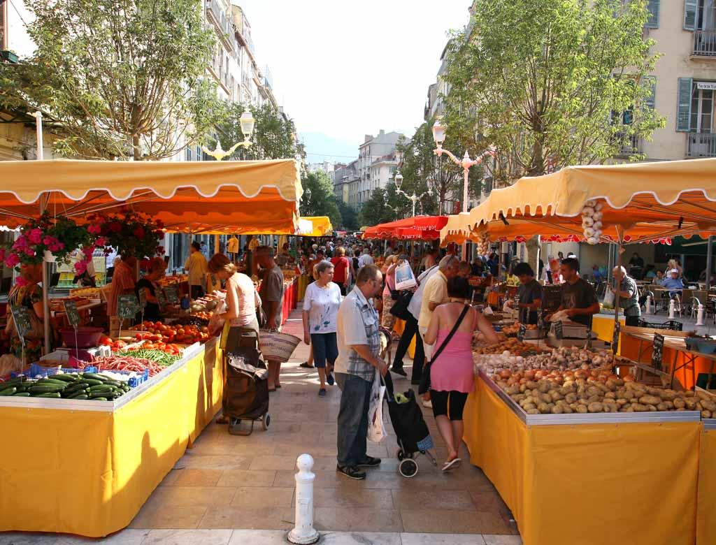 Marché du Cours Lafayette