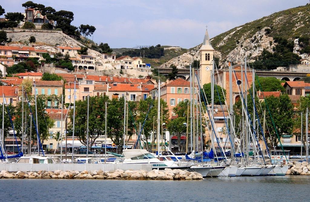 L'Estaque à Marseille