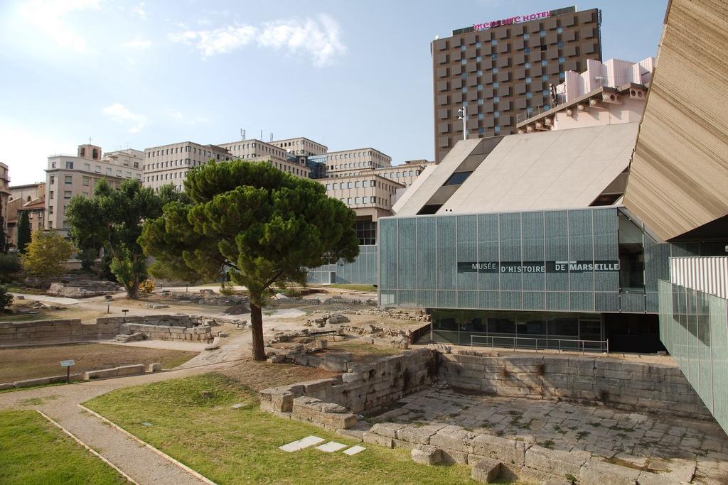 4. Musée d'Histoire de Marseille