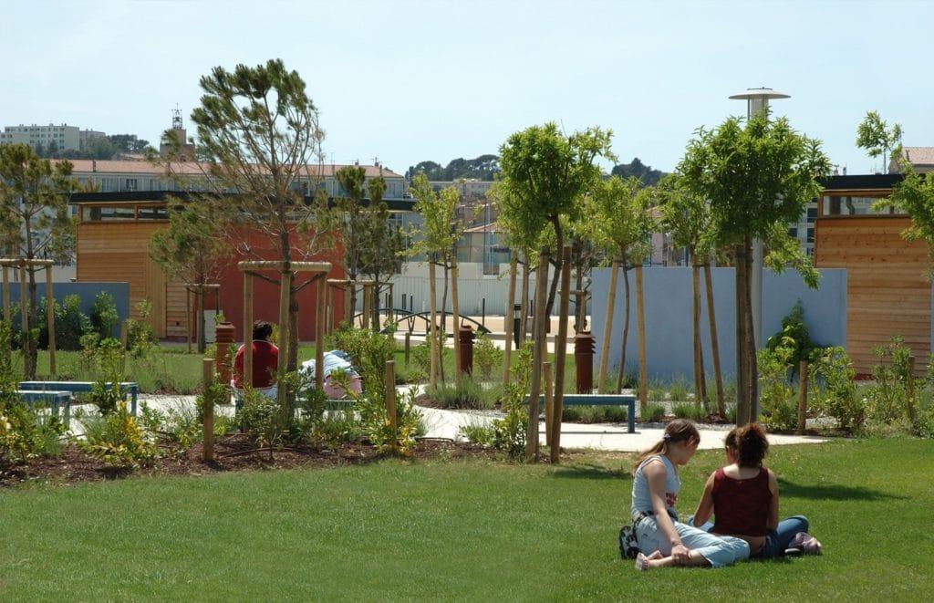 Parc de la Navale